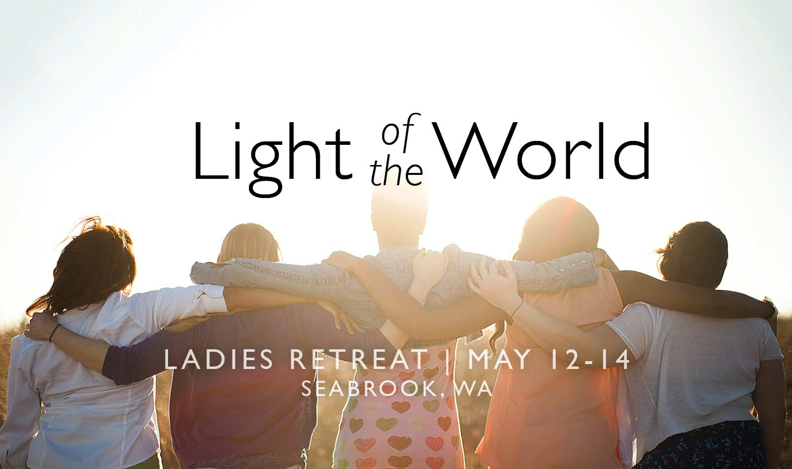 Westside Baptist Church Ladies Retreat—May 12-14