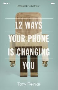 Book of the Month Fellowship—12 Ways Your Phone is Changing You