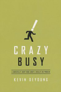 Book of the Month for September | Crazy Busy