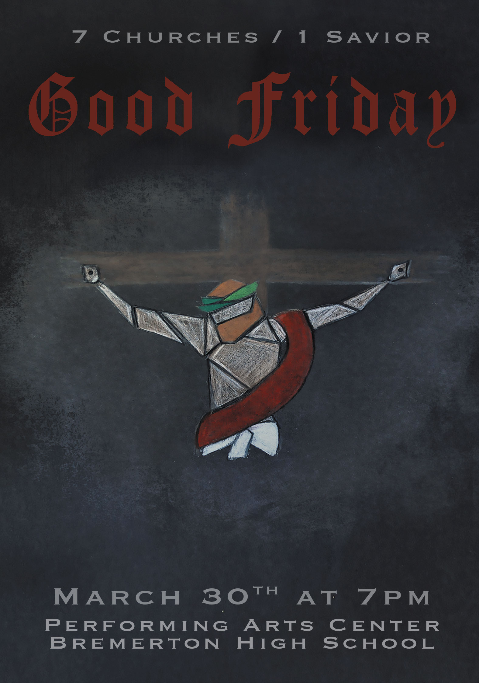 Good Friday Service—March 30