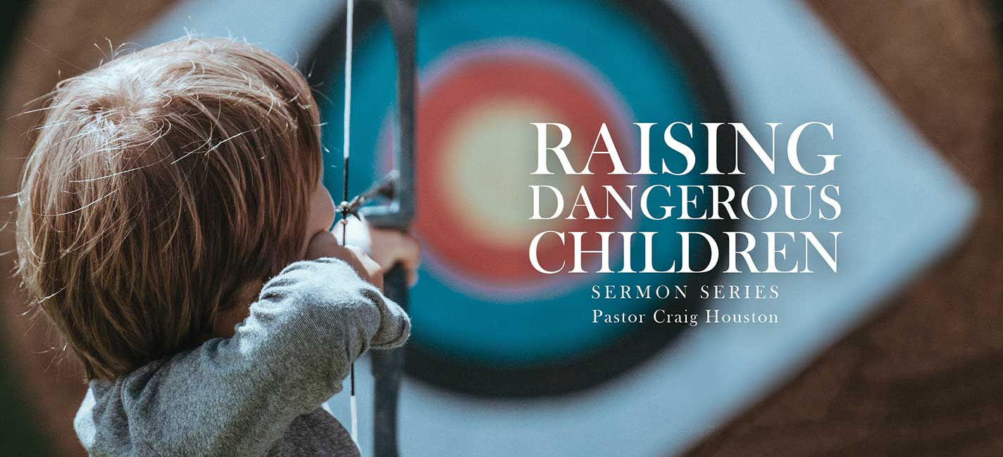 Raising Dangerous Children Starting This Sunday!