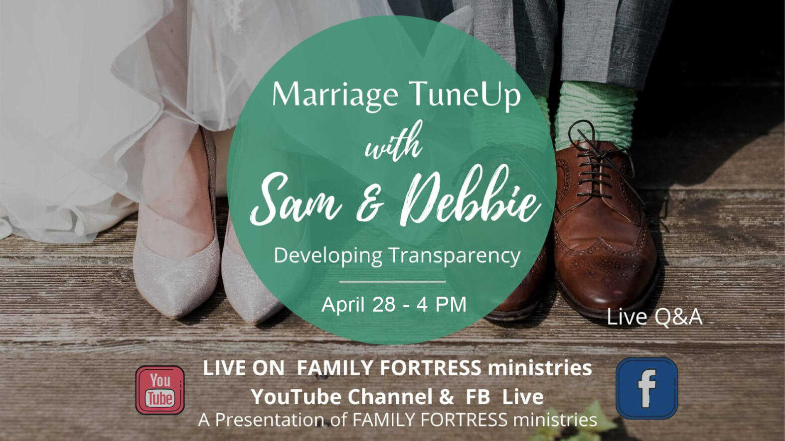 Marriage TuneUp with Sam & Debbie Wood